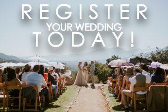 Register Wedding Callout